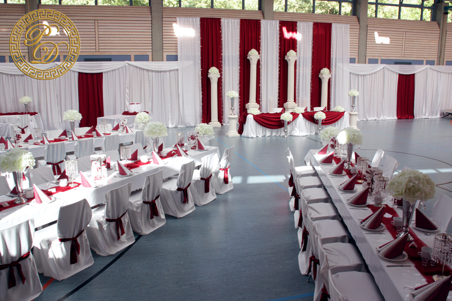 Farben hochzeitsdeko hochzeitsdekoration pader deko Hochzeitsdekoration