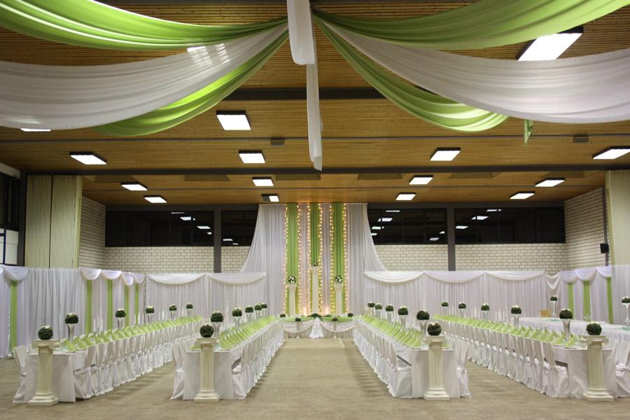 Hochzeitsdeko Gr 252 N Hochzeitsdeko Von Pader Deko
