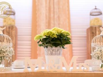 Hochzeitsdeko Pader-Deko Hochzeitsdekoration Vintage Grün