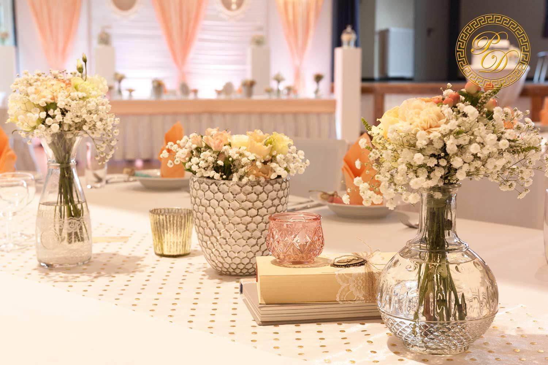 Hochzeitsdeko apricot hochzeitsdeko aus paderborn - Hochzeitsdekoration vintage ...