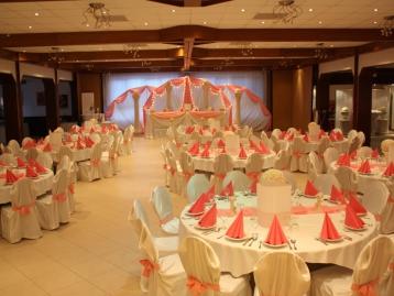 Hochzeitsdekoration Pader-Deko - Rosa - 08