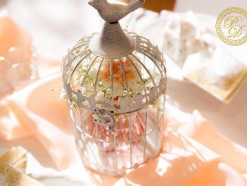 Hochzeitsdekoration Pader-Deko Hochzeitsdeko Shabby Chic Vintage - 06
