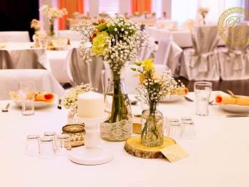 Hochzeitsdekoration Pader-Deko Hochzeitsdeko Shabby Chic Vintage - 11