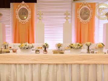 Hochzeitsdekoration Pader-Deko Hochzeitsdeko Shabby Chic Vintage - 12