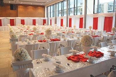Hochzeitsdekoration Pader-Deko Thumbnail Farben