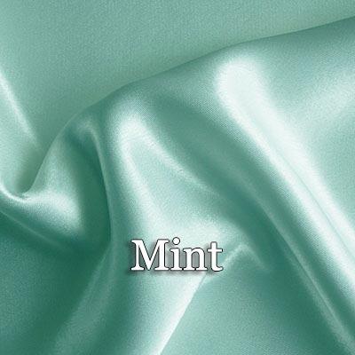 Hochzeitsdeko Farbe Mint