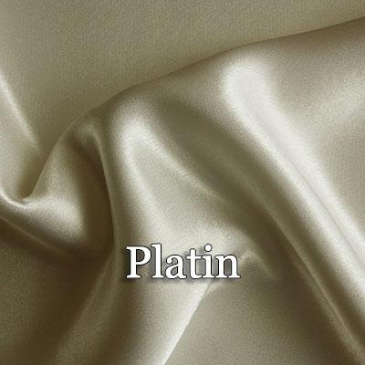 Hochzeitsdeko Farbe Platin