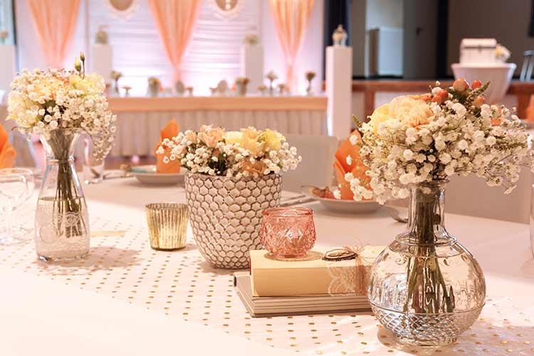 Hochzeitsdekoration pader deko hochzeitsdeko aus paderborn Hochzeitsdekoration