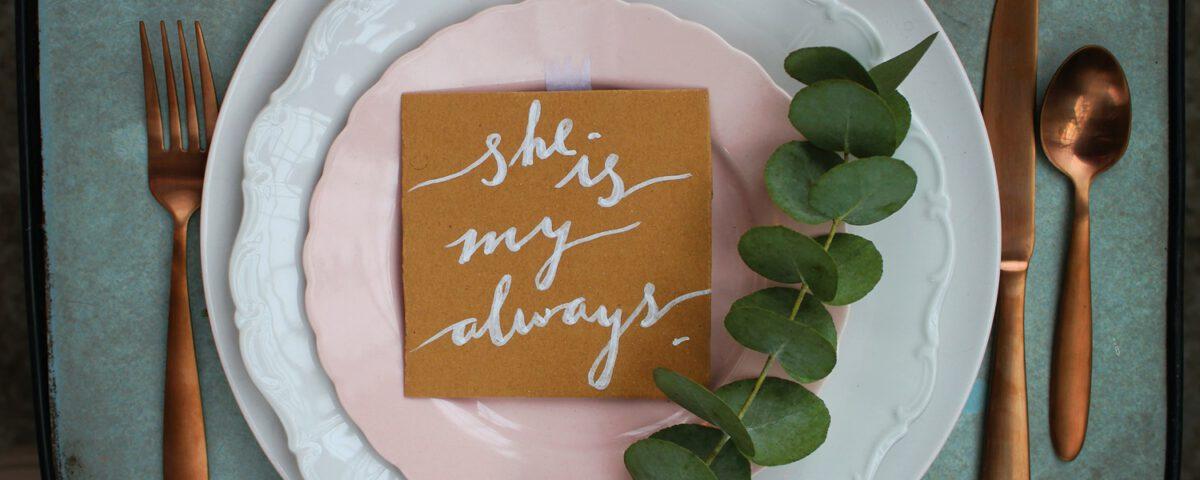 Hochzeit Dekorationen – 5 Tipps, die du dir nicht entgehen lassen darfst!